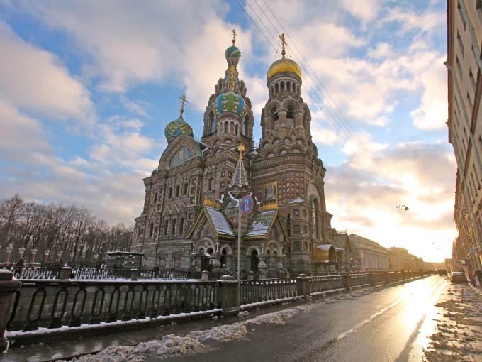 Voyage Entre Nous La Russie, de Kremlins en Ermitage