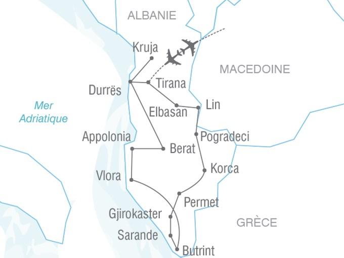 Voyage Entre Nous Le charme secret de l'Albanie