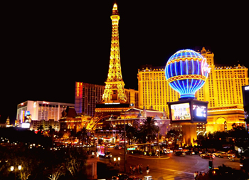 Voyage Entre Nous New York & Las Vegas : shows devant!