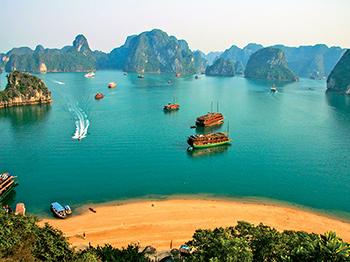 Voyage Entre Nous L'inoubliable Vietnam