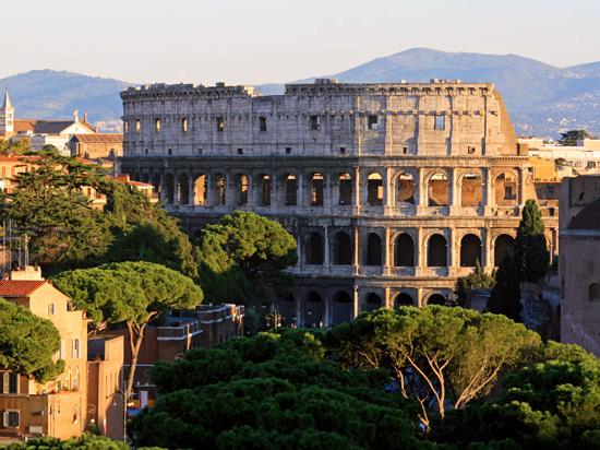 Voyage  U00e0 La Carte La Toscane Et Rome Italie